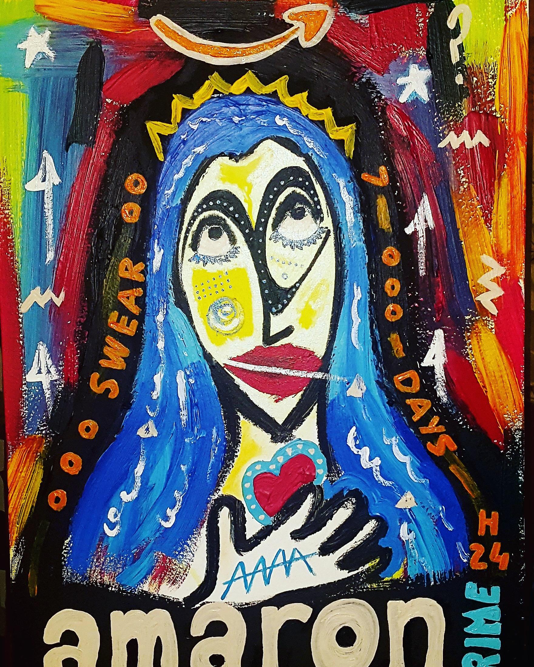 amaron prime  La vergine Maria vista con i miei occhi. Vincenzo Carriero